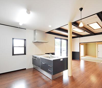 一般住宅新築及び各種リフォーム